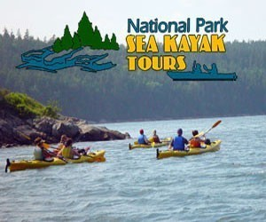 National Park Sea Kayak Tours : Guided Kayak Tours.