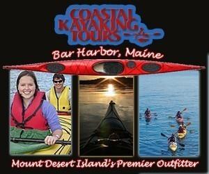 Coastal Kayaking Tours : Acadia Kayak Tours.