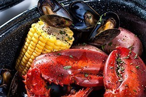 Stewman's Lobster Pound - a must-stop for families