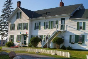 The Moorings Inn :: Historic waterfront Inn located in Southwest Harbor, with oceanside views of Acadia National Park. Offering suites and cottages for a memorable Maine vacation. Book today!