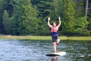 Acadia Stand Up Paddle Boarding :: We offer lessons, rentals, tours, sales, & yoga classes on sheltered lake & ocean locations with American Canoe Association certified instructors. Book online today!