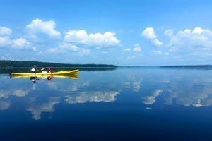 Maine State Sea Kayak :: Guided half-day (4 hr) AM, PM, & Sunset  Ecological Kayak Tours of the remote Westside of Acadia. Small Groups and Free on-site Parking.  Call for more info/reservations.
