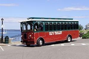Trolley Tours of the Island and Acadia Park