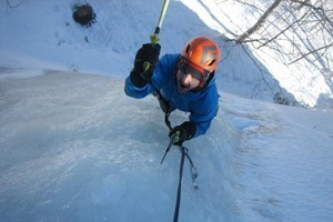 Atlantic Climbing School, Inc. - Winter Courses : Private customized courses in ice climbing, mountaineering,snowshoeing and cross country skiing! Beginners to experienced welcome. Make a reservation today!