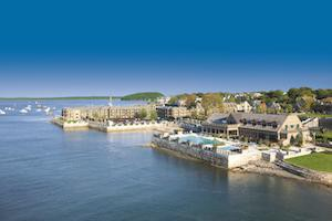 Harborside Hotel, Spa, & Marina :: Luxurious waterfront accommodations in downtown Bar Harbor, close to Acadia National Park. Experience the new Boathouse Suites, each with a rooftop patio and hot tub.
