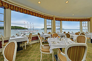 Bar Harbor Inn - multiple dining choices