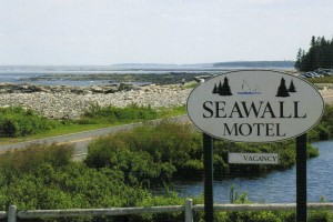 Seawall Motel :: Overlooking the ocean & Acadia National Park, on the 'Quietside' of Mt. Desert Island in Southwest Harbor. Spacious, comfortable rooms & complimentary continental breakfast.