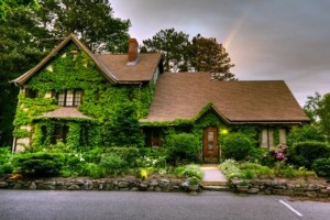 Ivy Manor Inn Bed & Breakfast :: A quaint English Tudor style Bed & Breakfast Inn, located in the heart of downtown Bar Harbor. Features 8 rooms, daily breakfast, bar/lounge, & Pascoe's Ristorante.