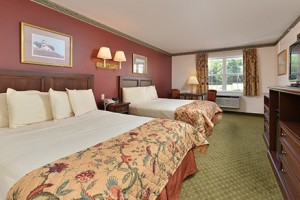 Acadia Inn :: Bar Harbor's most accommodating hotel! Friendly, comfortable, & affordable with modern amenities and just minutes from Acadia National Park. Special value packages available!