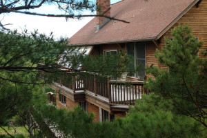 Bar Harbor Weekly Rentals - Kebo View 1 :: Million Dollar View! Custom-built home boasting breathtaking views of Acadia National Park, with ocean views. Wooded setting just 1/2 mile from downtown Bar Harbor!