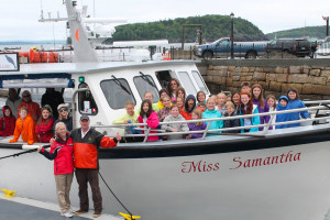 Bar Harbor Whale Watching - kids love our trips!