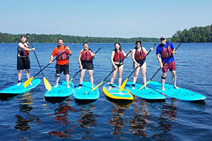 Acadia Stand Up Paddle Boarding - guided tours