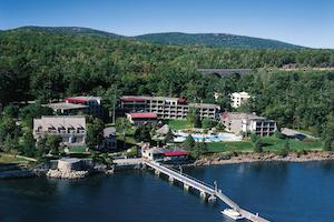 Bar Harbor Regency Oceanfront Resort & Marina :: Oceanfront resort located near the entrance of Acadia National Park and just one mile from downtown Bar Harbor.