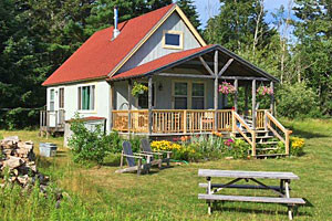 A Bit of Maine - Coastal Cottage Rentals
