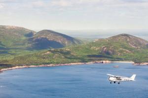 Scenic Flights Acadia