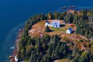 Scenic Flights of Acadia - lighthouse tours