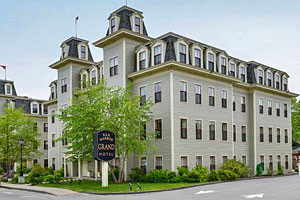 The Grandest of all Bar Harbor Hotels