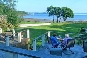 Saltair Inn Luxury Waterfront Bed and Breakfast