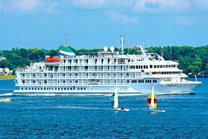 USA River Cruises - Maine & Bar Harbor cruises