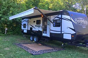 Maine Campah Rentals - open fall months