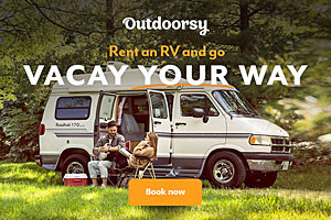Acadia RV Rentals - All Styles & Prices
