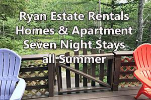 Ryan Estate - Rental Apartment in Acadia