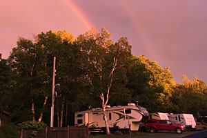 Hadley's Point Campground - full service
