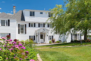The Willows - luxury estate suites in Bar Harbor