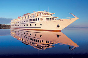 USA River Cruises - Maine & Bar Harbor cruises