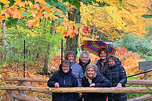 At Your Service | Fall Color tours