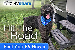 RVshare - Find your perfect rental RV