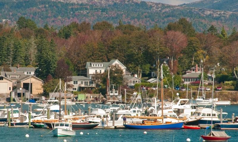 Motels Near Boothbay Harbor Maine