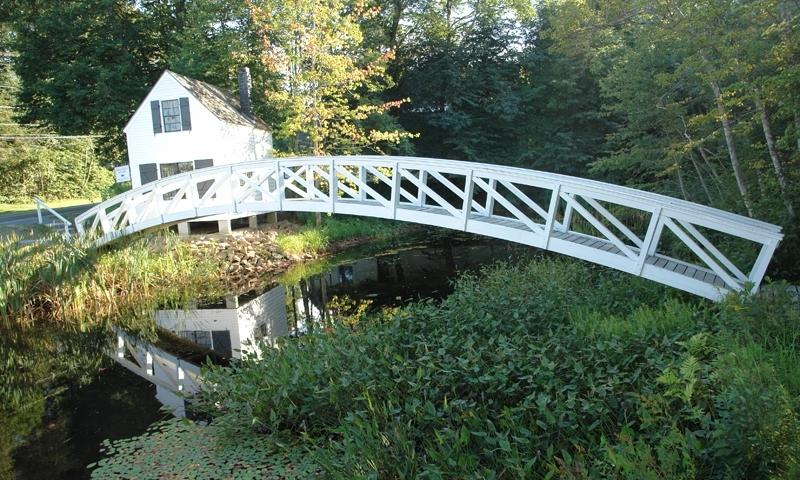Somesville Bridge Maine Alltrips