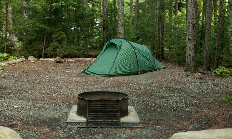 Acadia Blackwoods Campground