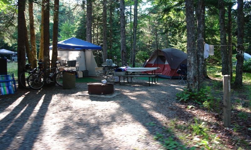 Acadia National Park Campgrounds Alltrips