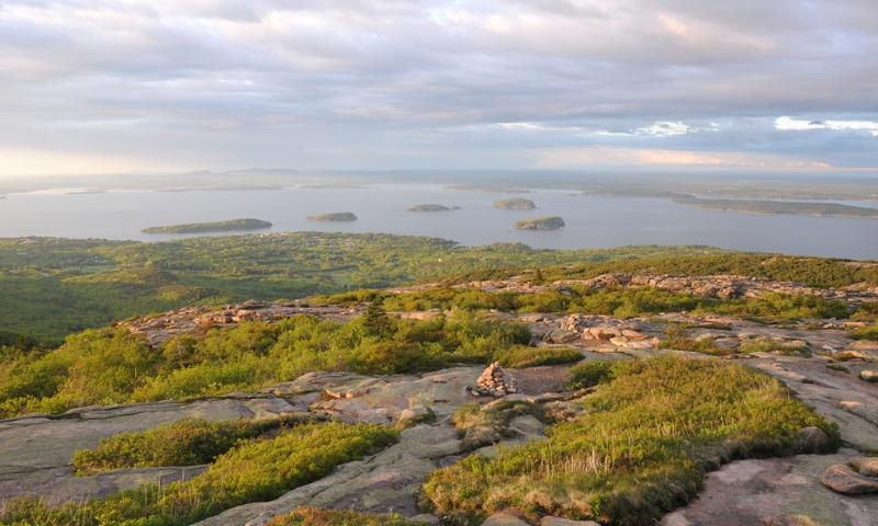 Cadillac Mountain, Acadia National Park Hiking - AllTrips