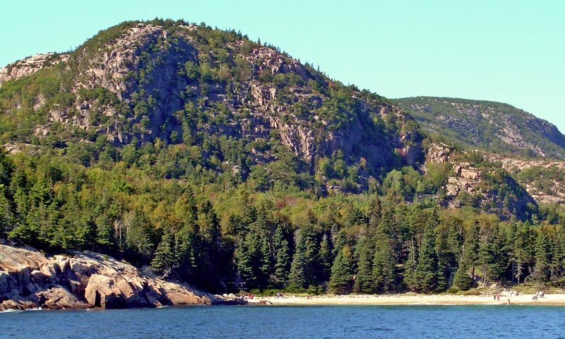 Champlain Mountain Acadia National Park Hiking Alltrips