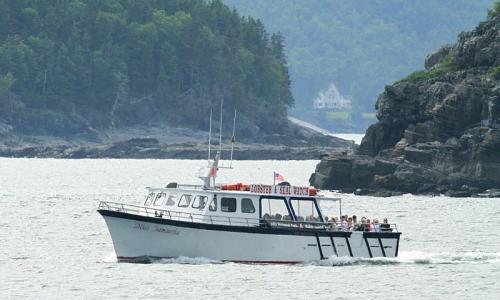 Acadia Fishing