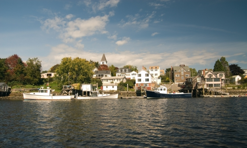Portsmouth New Hampshire Harbor