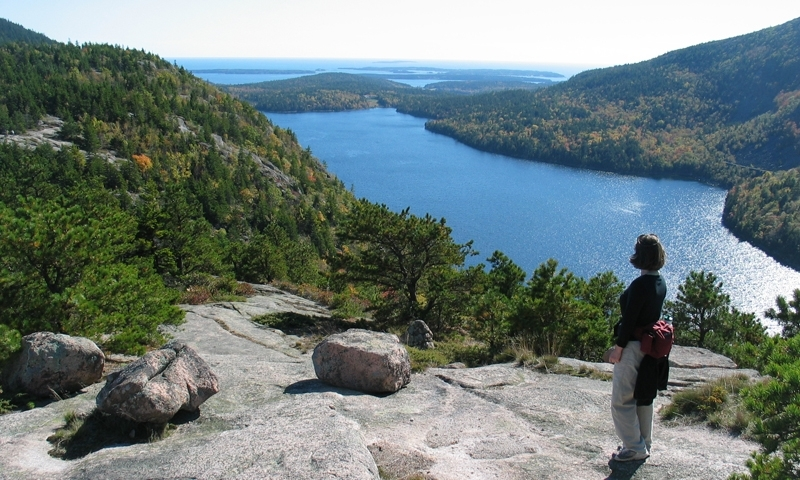 Bar Harbor Hiking Trails Maine Hikes Alltrips