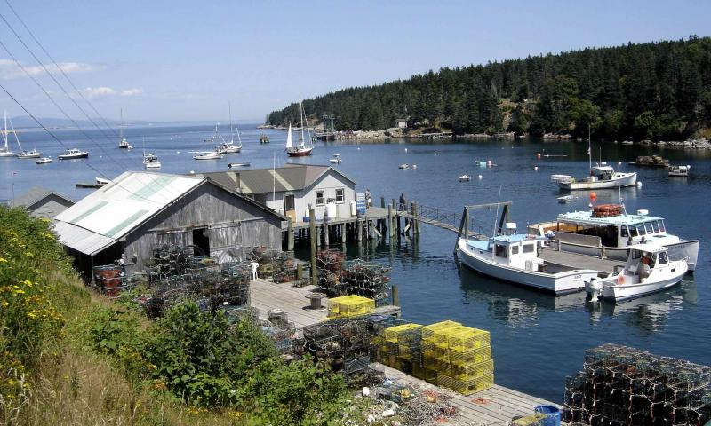 Deli Harbor at Frenchboro