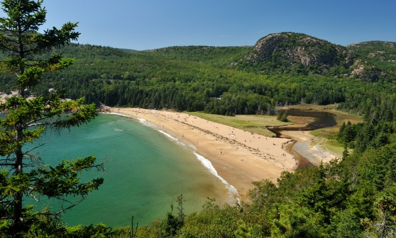 Acadia Np Natl Park Information Alltrips