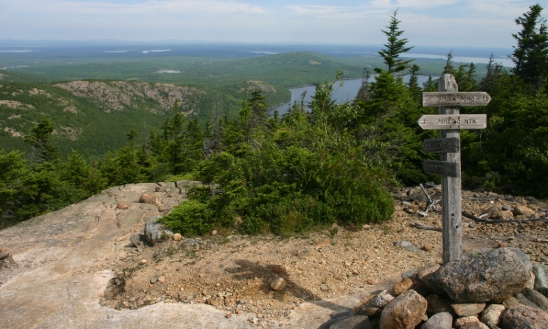 Acadia National Park Hiking Trails