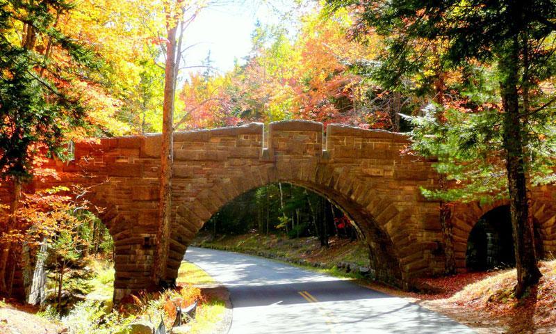 Acadia Bike Trails