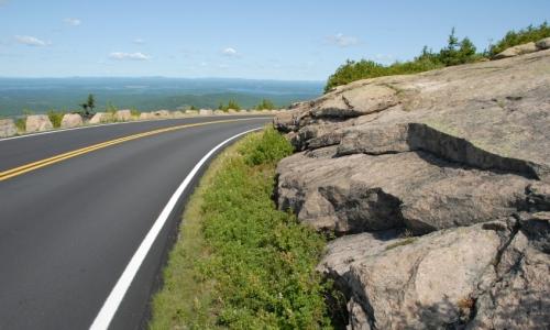 Acadia Loop Road