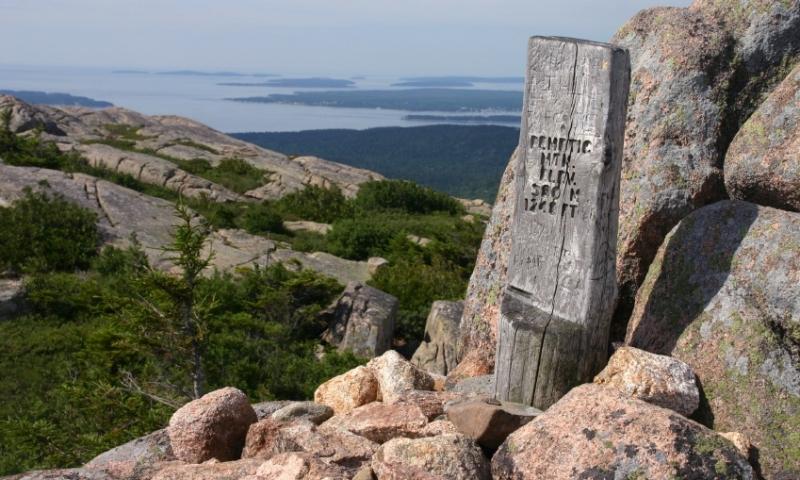 Pemetic Mountain In Acadia National Park Alltrips