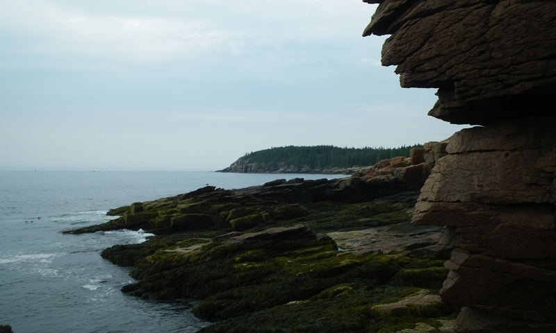 Acadia Maine Thunder Hole