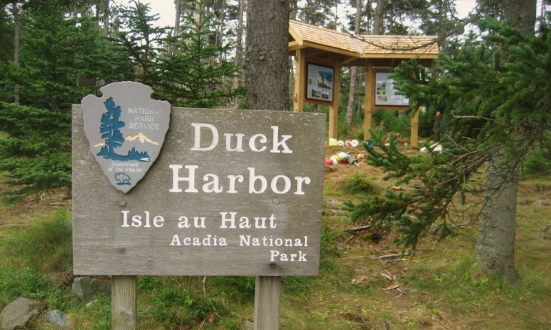 Duck Harbor Campground