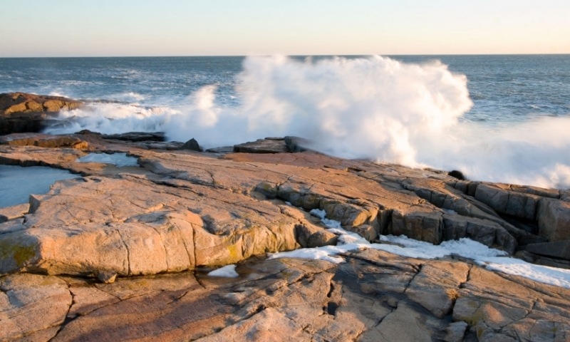Acadia National Park Maine Schoodic Peninsula Point