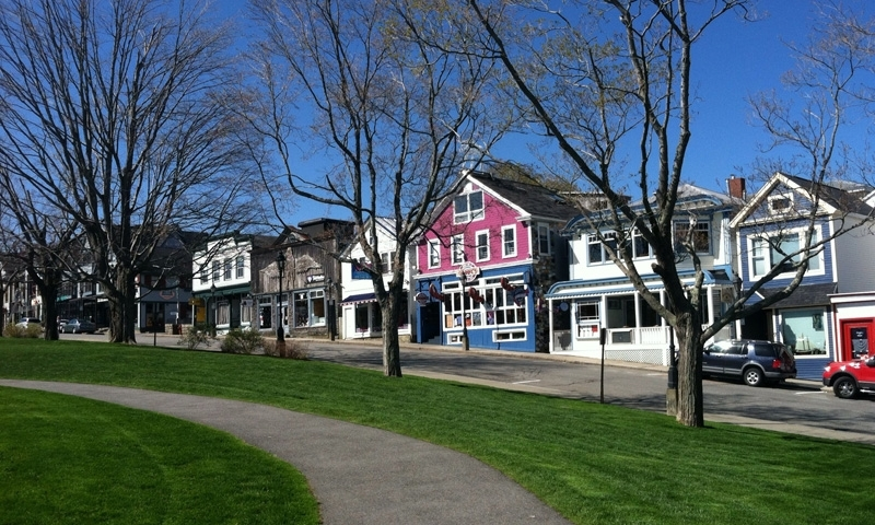 Bar Harbor Downtown